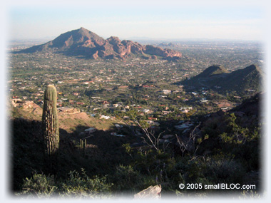 Camelback Mountain © 2005 smallBLOC.com